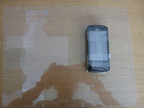 Mobile Phone Wrap PE Protective Film
