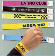 PP synthetic wristband
