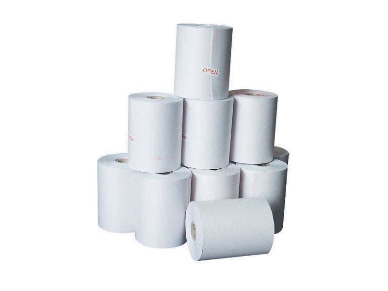 Thermal label paper